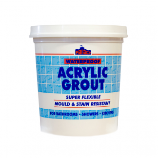 Acrylic Grout