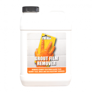 Grout Film Remover
