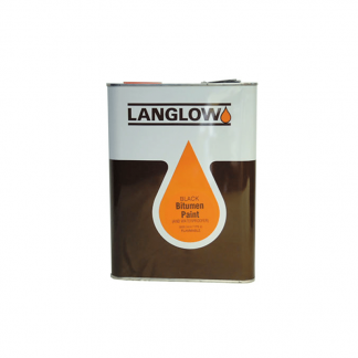 Langlow Bitumen Paint Tin