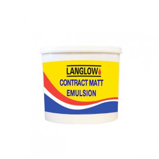 Langlow Contract Matt Emulsion