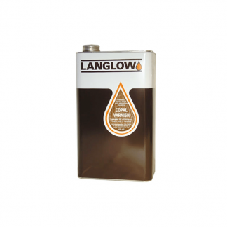 Langlow Copal Varnish Tin