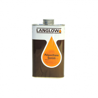 Langlow Polyurethane Varnish Tin