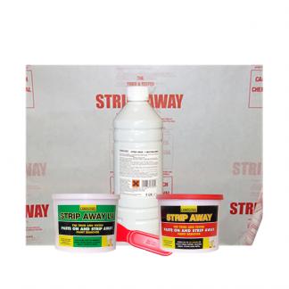 Langlow Strip away test kit