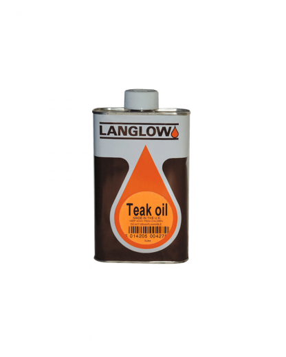 Langlow Teak Oil Tin