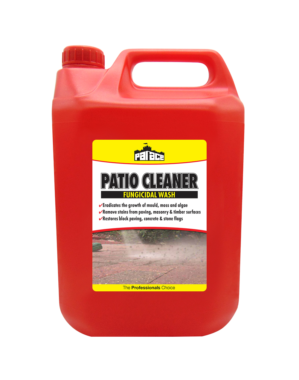 PALACE Patio Cleaner - Palace Chemicals