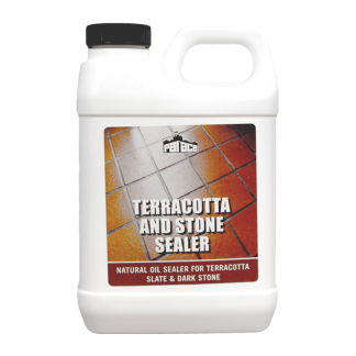 Terracotta and stone sealer