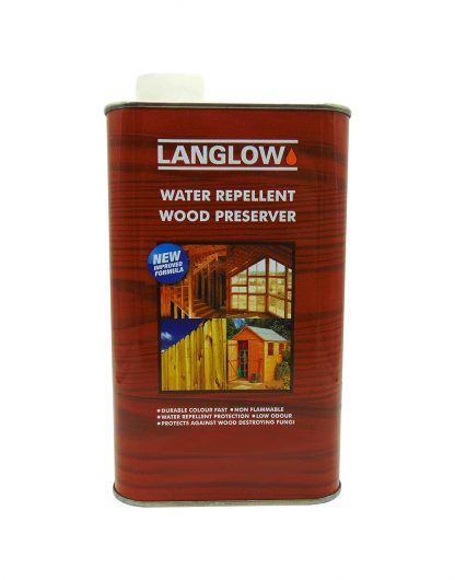 Image of Wood Preserver Container