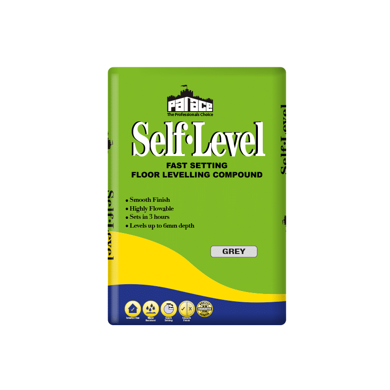 Self-Level Levelling Compound – Palace Chemicals