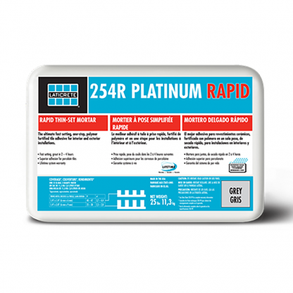 Laticrete 254R Platinum Rapid