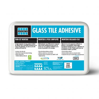 Laticrete Glass Tile Adhesive
