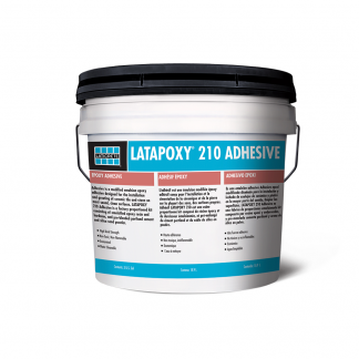 Laticrete LATAPOXY 210 adhesive