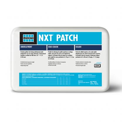 Laticrete NXT Patch