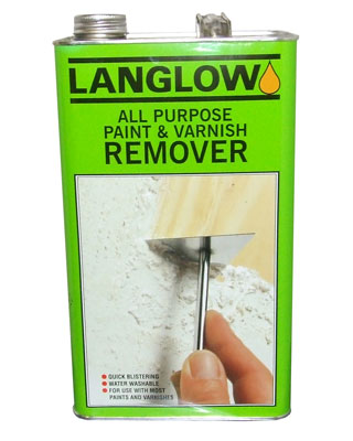 LANGLOW Paint Remover - DCM