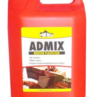 ADMIX - mortar plasticiser