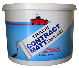 CONTRACT MATT Emulsion paint