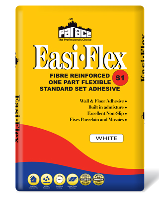 PALACE Easi-Flex Wall & Floor Adhesive - White