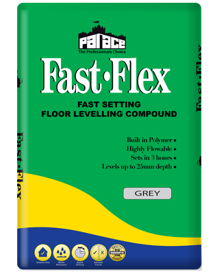 PALACE Fast-Flex Levelling Compound