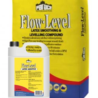 Flow-Level Floor Leveller