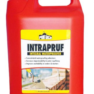 INTRAPRUF - integral waterproofer
