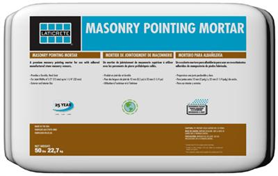 Laticrete MVIS MASONRY POINTING MORTAR