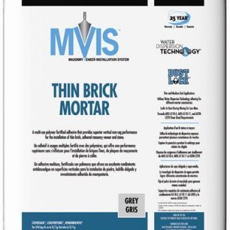 Laticrete MVIS THIN BRICK MORTAR