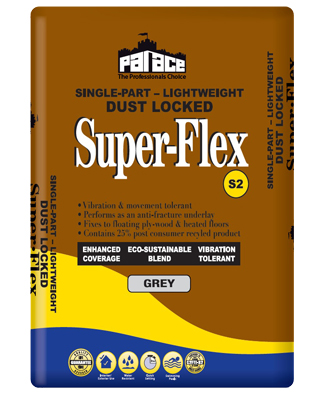 PALACE Single Part Super-Flex Lightweight Adhesive