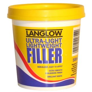 Ultra-Lightweight Filler