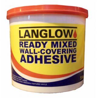 LANGLOW Ready Mixed Wallcovering Adhesive