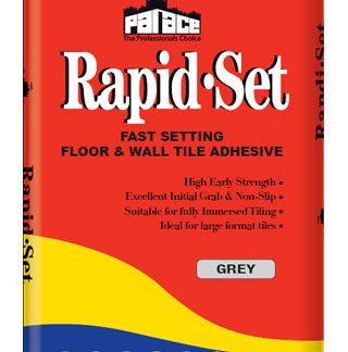 PALACE Rapid-Set Wall & Floor Tile Adhesive
