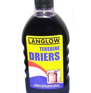 Terebine Driers