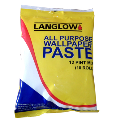 Langlow Wallpaper Paste Palace Chemicals