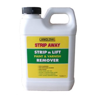 LANGLOW Strip n Lift Paint Remover