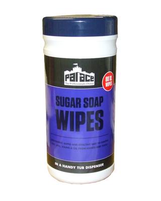 SUGAR SOAP WIPES