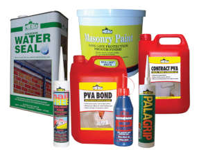 Building Adhesives & Coatings