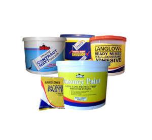 Decorative Paints & Adhesives