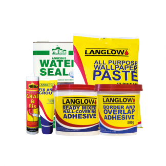Decorative Paints & Adhesives